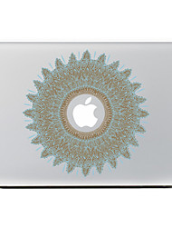 Circular Flower 20 Decorative Skin Sticker for MacBook Air/Pro/Pro with Retina Display