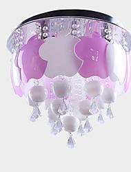 Montage du flux - Contemporain - avec Cristal - PVC