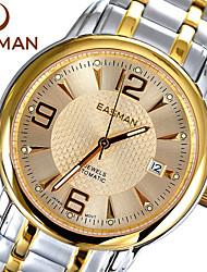 EASMAN Watch Men Gold Watch Luxury Business Top 2015 Mechanical Brand Sapphire High Grade Wristwatches Men Watch