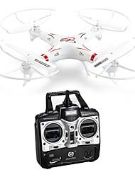 hq898 rc drones 2,4 g de 4 canais giroscópio aviões autênticos 6 eixos quadcopters profissionais modo decapitado uav vs x5 X5a-1 x5C