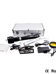 Lights HID Flashlights/Torch / Flashlight Kits Incandescent(HID) & Krypton 7500 Lumens 5 Mode - Lithium BatteryRechargeable / Super Light