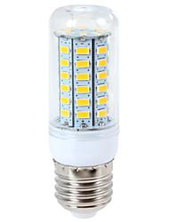 12W E14 / G9 / E26/E27 LED лампы типа Корн T 56 SMD 5730 1200 lm Тёплый белый / Холодный белый AC 220-240 / AC 110-130 V 1 шт.