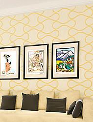 New Rainbow™ Contemporary Wallpaper Art Deco TV Setting Wallpaper Wall Covering Non-woven Fabric Wall Art