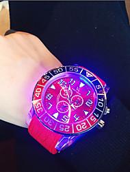 Men And Women LED Iuminous Sport Watch