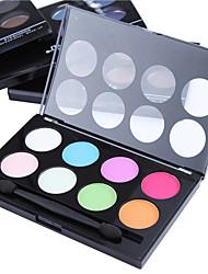 8 fosco paleta de cores da sombra do olho maquiagem sombra (4 cores selecionáveis)