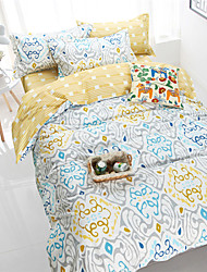 Moroccan Bedding Bedclothes Cover for Bed Bedding Set 100% Cotton New Design European USA