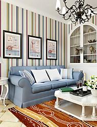 Contemporary Wallpaper Art Deco 3D British Fashion Wallpaper Wall Covering Non-woven Fabric Wall Art