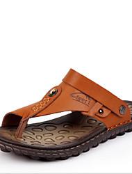 Men's Shoes Casual Sandals Blue/Brown/Khaki