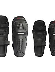 motocicleta seguro guarda armadura joelho e cotovelo resistência ao impacto guarda