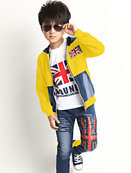 Children Union Jack Korean Suit