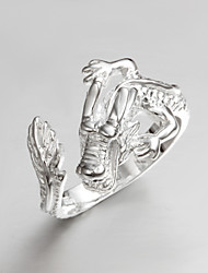 New Product Italy S925 Silver Plated Ring Wholesale Price Fashion Jewelry Ring Brand Jewelry