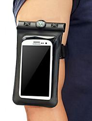 bolsa impermeable universal de beittal caso con brújula para el teléfono celular hasta 6,0 diagonal por dinero, tarjeta (color