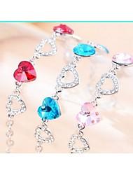 LJD Austria Gemstone Bracelet