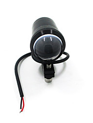 Motorcycle Mini Strobe / Mini Type Black Decorative Lights / Laser Strobe Light With The Distance Light