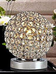LED Crystal Table Lamp