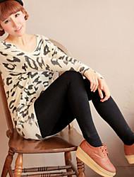 Pantaloni Maternità Attillato/Casual Skinny Cotone Elasticizzato