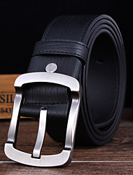 GuLi Men's Leather High Quality Belt