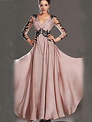 kvinnors sexiga plus storlekar rosa klänning