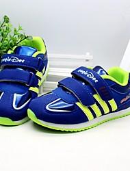 Sneakers a la Moda ( Azul / Rojo ) - Comfort - Semicuero