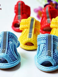 Cat / Dog Shoes & Boots Wedding / Cosplay Summer CottonDog Shoes