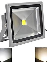 Waterproof 10W 1000LM 2800-7000K White Light LED Flood Lamp + 1.5m Extension cord + Plug (AC85V-265V)