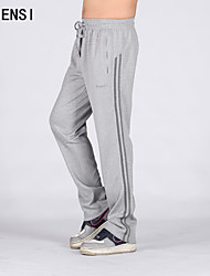 The spring and autumn new men's sports leisure pants male Korean cultivating Mens tide exercise health pants