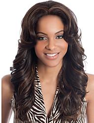 peluca de pelo rizado ms de moda nueva teñido selección pelo de nylon puede ser muy caliente puede ser teñida