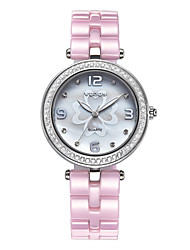 Vodoy®Lady's Watch  SSOURE  Quartz Watch Clover