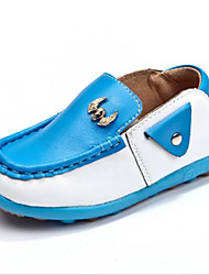 Baby Shoes Casual Leather Loafers Blue / Yellow / Green