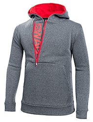 Happy boy The first set of men's casual side zipper color sweater
