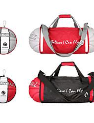 Cool Basketball Stye Bag /Outdoor Cover Fashine Bag Fans Bag - Red/Gray