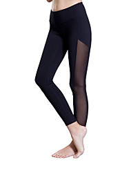 Queen Yoga® Yoga Leggings/Yoga Pants/Yoga Crops Body Shaper/Compression/Wicking/Lightweight Sports Wear Pilates Pants/Fitness Pants/Running Pants