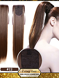 Jet Black / Dark Brown / Medium Brown / Light Brown / Chestnut Brown / Honey Brown / Golden Blonde / Strawberry Blonde / Dark Auburn /