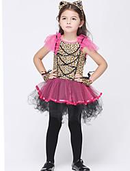 Costumes - Déguisements d'animaux - Enfant - Halloween - Robe / Gants / Coiffure