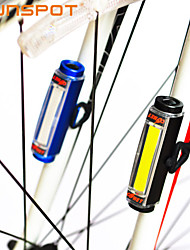 Bike Lights / Rear Bike Light / Wheel Lights / Safety Lights LED - Cycling Rechargeable 14500 100 Lumens Battery / USB