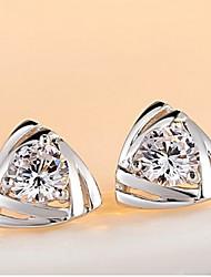 Очаровательный / На каждый день - Для женщин Серебряное покрытие / Платиновое покрытие , Другое