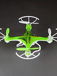 Drone 2.4G 4ch Quad-copter builtin 6-axis system(4-way flip)0.3MP camera with 2G Micro SD