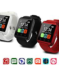 bluetooth intelligente della vigilanza u8 da polso u SmartWatch per Samsung s4 / NOTA 2/3 htc lg Xiaomi telefono smartphone Android Apple