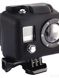 Accessoires für GoPro,Smooth Frame Schutzhülle Praktisch, Für-Action Kamera,Gopro Hero1 Gopro Hero 2 Silikon