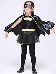 Costumes - Déguisements de contes de fées / Vampire - Enfant - Halloween / Carnaval / Le Jour des enfants - Robe / Gants / Lunettes