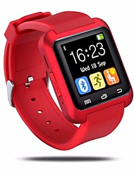 Bluetooth U80 montre intelligent bt-notification anti-perte de montre-bracelet MTK pour IOS / Android Phone