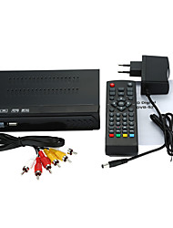 510 eingebettet Demodulator HD DVB-S2 Digital Video Broadcasting-Satellitenempfänger-Set-up-Box kompatibel mit DVB-S / MPEG-4