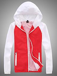 Men's Long Sleeve Jacket , Mesh Sport Pure