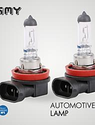 55w di base 400hrs pgj19-2 2pcs GMY h11 alogena auto luce chiara serie 12v