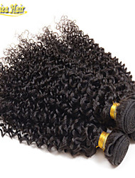 3 Pcs/Lot Brazilian Virgin Hair 3 Bundles 100% Human Hair Weave Hair Products Deep Wave Unprocessed Virgin Human Hair