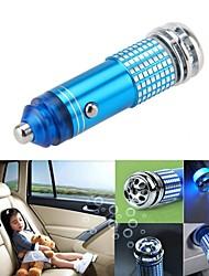Новый мини авто автомобиль свежего воздуха очиститель кислорода ионной очистки бар озона ионизатор