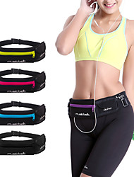 Clothin Waterproof Exercise Runners Belt with Expandable Waist Belt Pack -For Iphone6(Plus Size)
