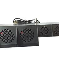 вентилятор USB температура охладителя 4-вентилятор регулируется для PS4 консоли