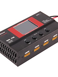 RadioLink 6A 210W  Balance Charger for 8 Batteries Packs Charging at a Time