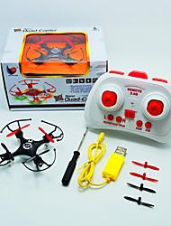 mini-hy851 zangão com 2,4 g de 4 canais 6 eixo gyroscopio nano rc helicóptero quad helicóptero